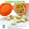 Pillole orali personalizzate di Winstrol Dbol Oxyme Anavar della polvere dello steroide anabolico