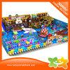 Patios interiores únicos comercial equipos de gran laberinto de los niños en venta
