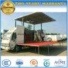Foton 6 Mobiele Stadium die het Van uitstekende kwaliteit van Wielen Vrachtwagen uitvoeren