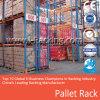 Réglable en acier Metal Heavy Duty Palleting Racks de stockage d'usine d'entrepôt de stockage industriel