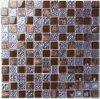ヨーロッパ式のガラスモザイク樹脂そしてガラス混合されたモザイク製造者