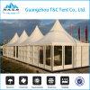 Подгонянный складывая Coated шатер Pagoda промотирования свадебного банкета