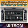 Witson Windows Rádio leitor de DVD estéreo para Opel Astra SUV Antara Corsa
