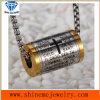 스테인리스 펜던트 (SPT6275)를 가진 티타늄 강철 보석 목걸이