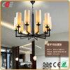 Las lámparas LED LED luces colgante Estilo simple y moderna lámpara colgante Lámpara de techo LED colgantes con impermeable