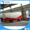 V形単一区域のセメントの運送者のバルク粉のタンカーのトレーラー