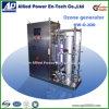 Oxygen Feed Quartz buis Ozon Generator voor Water en Lucht