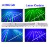 Het vette Gordijn van de Laser van de Straal/de Apparatuur LN580GB van GB DJ