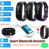 OLED 전시 H28를 가진 Bluetooth4.0 심박수 모니터 지능적인 소맷동 또는 팔찌