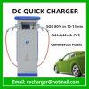 Station de chargement de véhicule électrique solaire pour Chagring EV