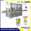 Máquina de colocação em latas Carbonated da bebida da capacidade pequena
