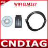 Оптовое Elm327 WiFi OBD2 Eobd Scan Tool Support Android и iPhone/iPad