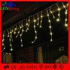 온난한 백색 옥외 LED 훈장 크리스마스 끈 고드름 빛