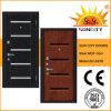 現代機密保護の鋼鉄トルコ人MDFのボードPVCドア(SC-A228)