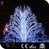 im Freienweihnachtslichter des fantastischen künstlichen Unterwasserbrunnen-3D