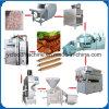 Usine de transformation des viandes en acier inoxydable d'alimentation de la machine