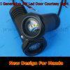 2013 lumière de courtoisie de porte de Hotest LED avec le logo de voiture pour Mazda, lumière de projecteur de laser de logo de porte de 3W LED, lumière de voiture de laser de LED