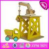 2014 Nova e populares carro brinquedos para crianças, filhos de madeira aluguer de brinquedos e banheira de venda Baby Car brinquedos W04b005