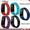 Moda Fitness Deporte sedentarios regalo hombres y Damas Relojes Aviso contador de pasos de carga USB Reloj Pulsera inteligente
