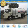 5 M3 5 Cbm LPG 트럭 트럭 5000 리터 LPG 분배기 Refueling