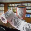 Surtidor de la venta al por mayor del papel de tejido de tocador