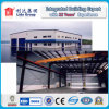Edifício galvanizado da construção de aço do baixo custo