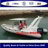 Steifer Rumpf-aufblasbares Boot (RIB830)