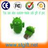 Привод вспышки USB шаржа PVC ручки USB2.0 Android