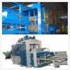 Concreet Blok die Machine voor de Ecologische Bouw van de Grond van het Cement maken