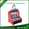 Migliori pulitore dell'iniettore di qualità CNC600 e tester 110V e 220V la stessa funzione del lancio CNC602A