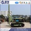 Modèle de chenille en acier Hf100ya2 DTH Air Drilling Rig