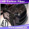 Car Wrapping 1.52*20m/4D Carbon Fiber Vinyl/4D Carbon Film를 위한 Zsmell 4D Carbon Fiber