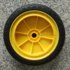 200-50 [8إكس2] صلبة [بو] زبد إطار العجلة مسطّحة حرّة
