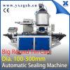 Poder de estaño redonda grande completamente automática específica 10-20L que hace la máquina del lacre