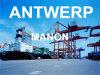 De betrouwbare Overzeese Dienst van de Logistiek van Guangzhou aan Antwerpen