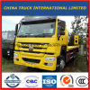 HOWO LHD 8X4 20 Tonnen Kostenbelastungs-niedrige Bett-LKW-
