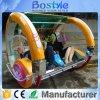 Coche giratorio del balance del coche feliz de Leswing para los paseos del coche de barra del Le de los niños