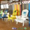 Foshan meubles de jardin en bois plastique Banc et table