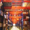 Racking d'acciaio del pallet del magazzino industriale
