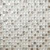 浴室のための工場新製品のクリスタルグラスのモザイク・タイル