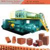 Macchinario automatico del mattone dell'argilla della macchina per fabbricare i mattoni dell'argilla rossa