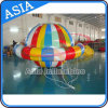 Custom Giant Durable PVC Disco Boat Inflatable Saturn Inflatable Water Park