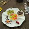 Het uitstekende Dessert van de Cake van het Dienblad van de Thee van de Middag van de Plaat van het Fruit Cceramic