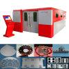 máquina para corte de metales del CO2 3000W/del laser de la fibra