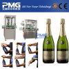 Heißer Verkaufs-automatische bekorkende Maschine für Champagne-Produktionszweig