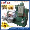 食用の料理油の生産のための自動ひまわり油機械
