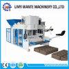 Bloc mobile du matériel Wt10-15 de construction faisant à machine Concret la machine creuse de brique
