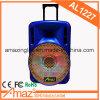 무선 사운드 시스템 휴대용 재충전용 트롤리 스피커