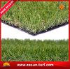 Дерновина лужайки 4 цветов искусственной подгонянная травой синтетическая