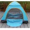 3-4 Leute-Strand kampierendes 2 Tür-automatisches Aufsteigen-Familien-Zelt